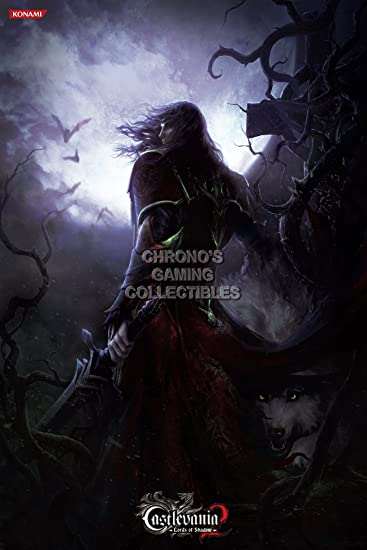Amazon Com Castlevania Cgc Huge Poster Glossy Finish Lords Of