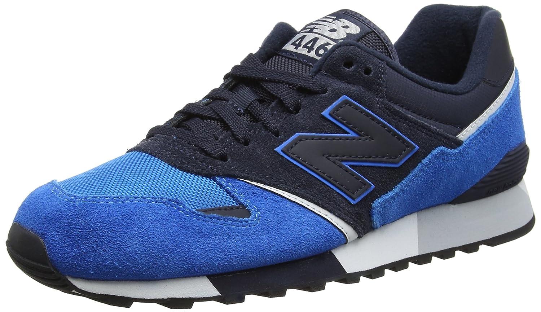 New Balance 446 80s Running Sneaker Schuhe U446LBW blau