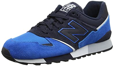 New Balance Mens U446LBW, Navy/Bolt, ...