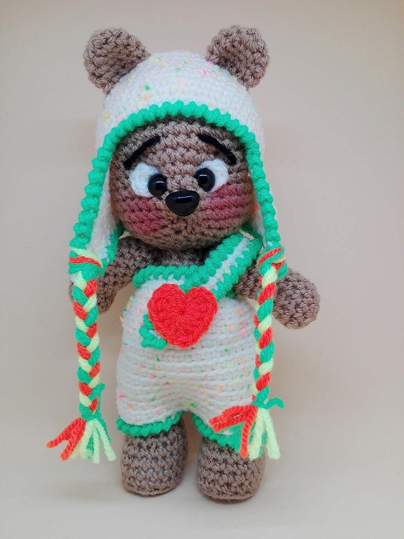 Vediamo come realizzare questo bellissimo orsetto! Grazie a ... | 1500x1125
