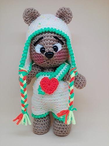 amigurumi bear | | 500x375