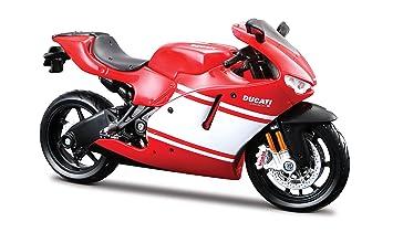 Maisto - Maqueta de motocicleta escala 1:12 (31190): Amazon ...