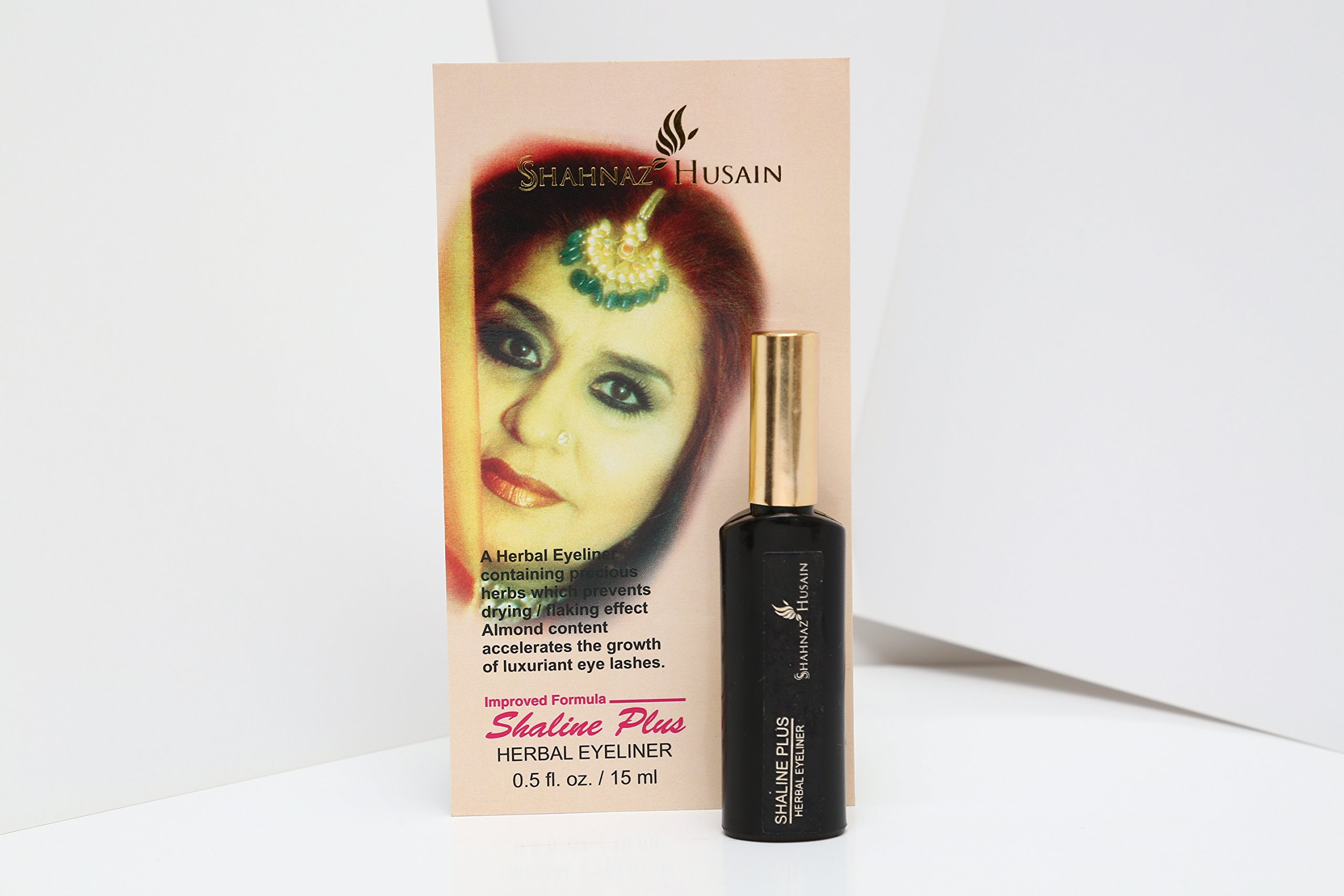 Amazon.com: Shahnaz Husain Shaline Plus Eyeliner (10 ml): Health & Personal Care