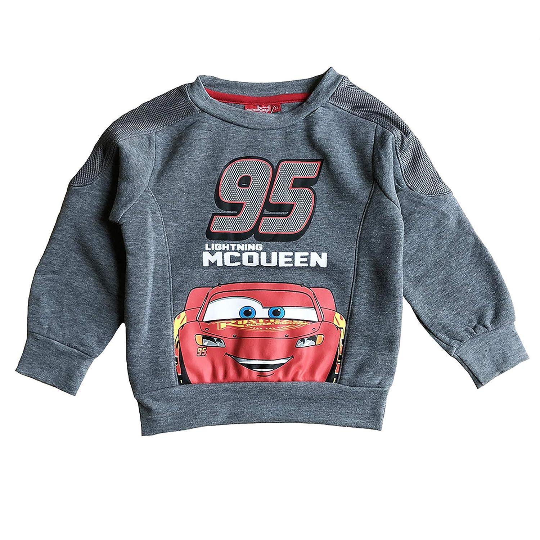 car Felpa Cars 3 4 6 8 Anni Inverno 2019