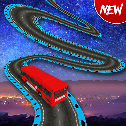 Impossible Driving Crazy Bus Stunt: Sky Race