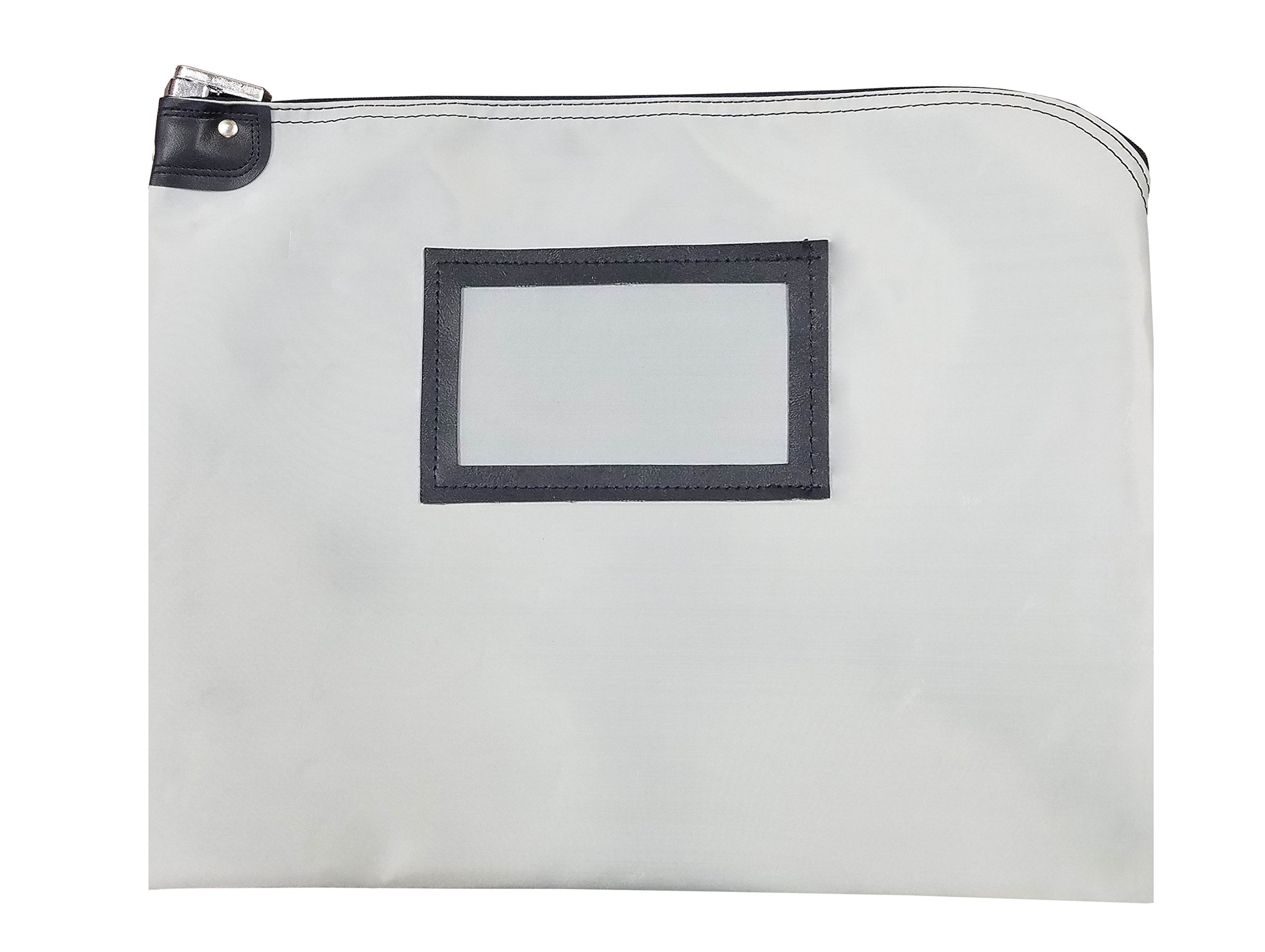 Locking Document Security HIPAA Bag (Gray)