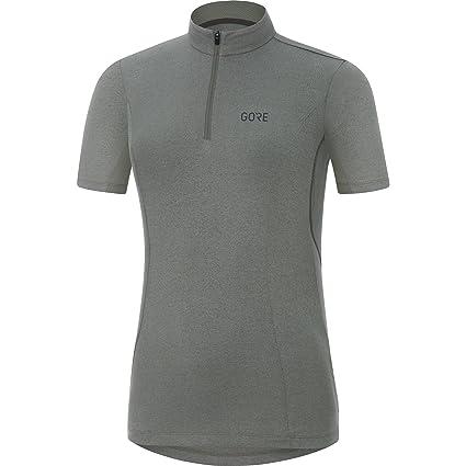 Amazon.com   GORE Wear Women s Breathable Short Sleeve Cycling ... 22238dc8e