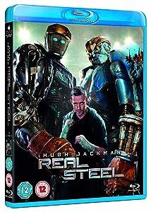 Real Steel [Region Free] [Blu-ray]