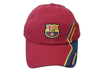 FC BARCELONA logotipo oficial del equipo/sombrero - Gorra FCB002