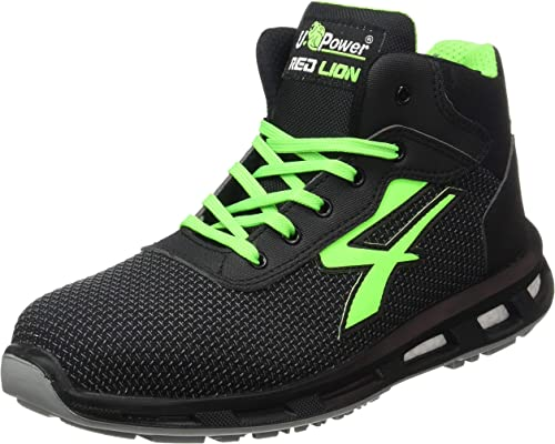 U-POWER Zapatos DE Seguridad DE Trabajo - Hard - S3 SRC REDLION ...
