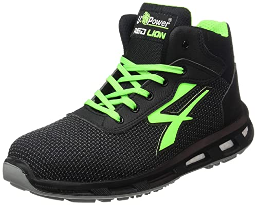 SCARPE ANTINFORTUNISTICHE UPOWER RED LION Safety Shoes Today