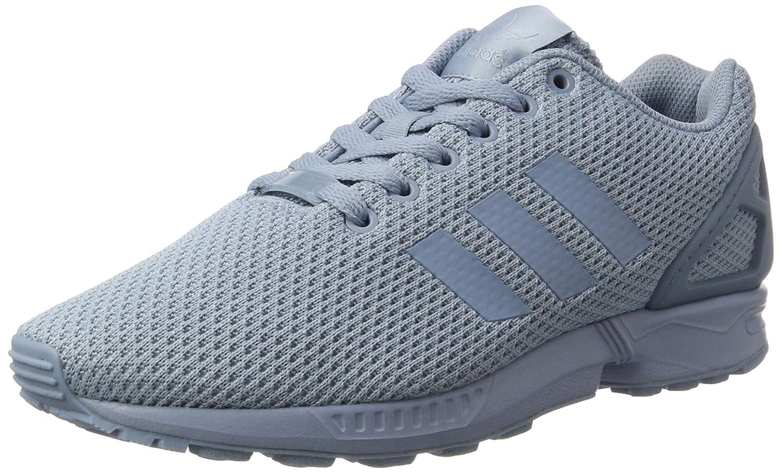 adidas Herren ZX Flux Laufschuhe  44 EU|Blau (Tactile Blue/Tactile Blue/Tactile Blue)