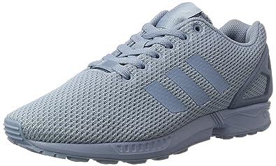 Adidas ZX Flux, Zapatillas para Hombre, Azul (Tactile Blue/Tactile Blue/Tactile Blue), 44 2/3 EU