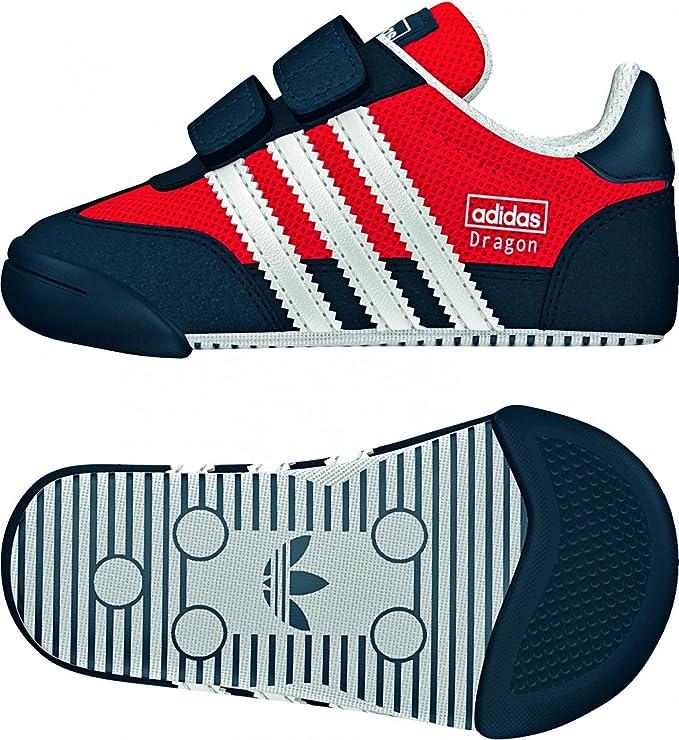 detrás genio construcción naval  adidas Learn 2 Walk Dragon Crib, Children's Shoe - 17: Amazon.co.uk: Sports  & Outdoors