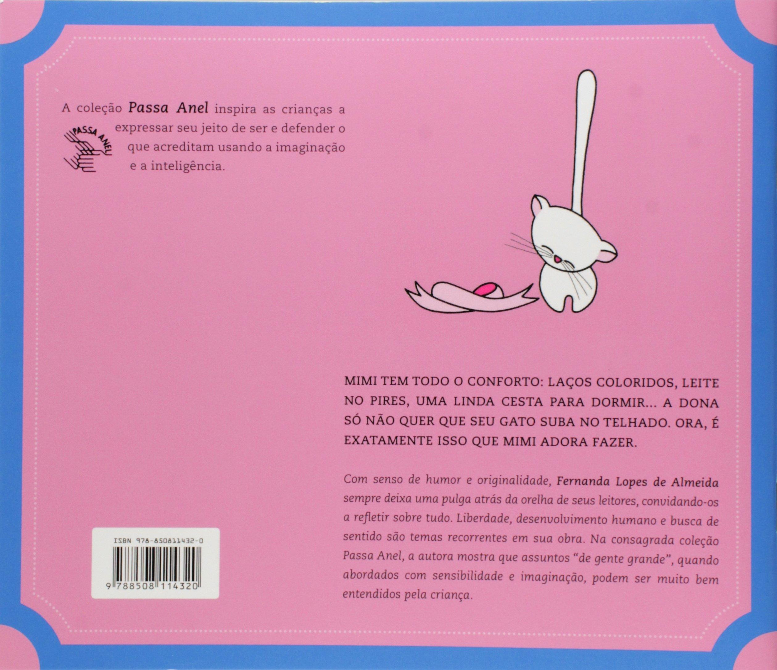 Gato Que Pulava Em Sapato: Fernanda Lopes de Almeida: 9788508114320: Amazon.com: Books