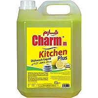 Charmm Dishwashing Liquid Lemon 5L