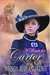 A Bride for Carter (The Proxy Brides Book 6) Kindle Edition