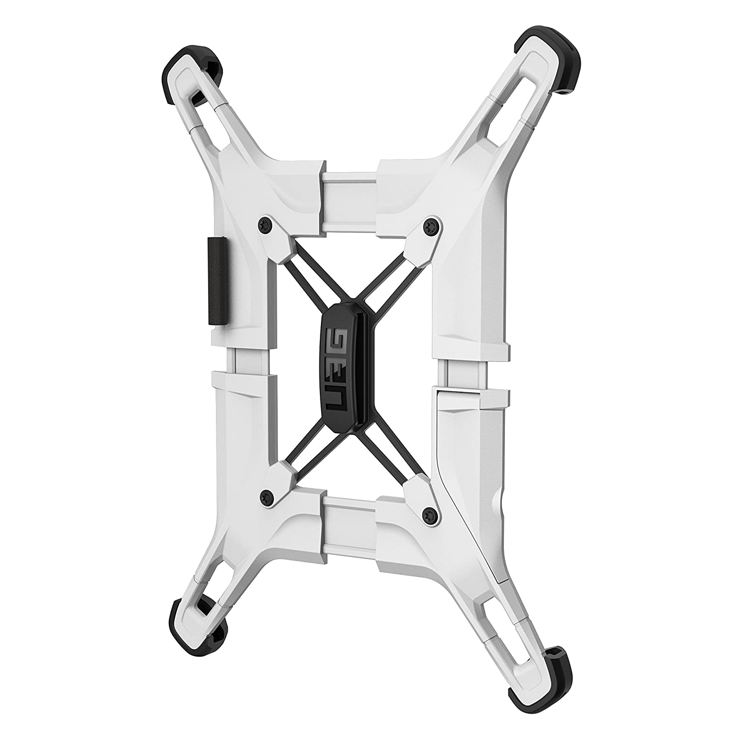 UAG Exoskeleton 10-Inch Universal Fit Android Tablet Feather-Light Rugged [White] Military Drop Tested Case
