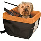 Kurgo Skybox Booster Seat for Dogs & Car Booster Seat for Pets, Dog Car Seat, Includes Seat Belt Tether