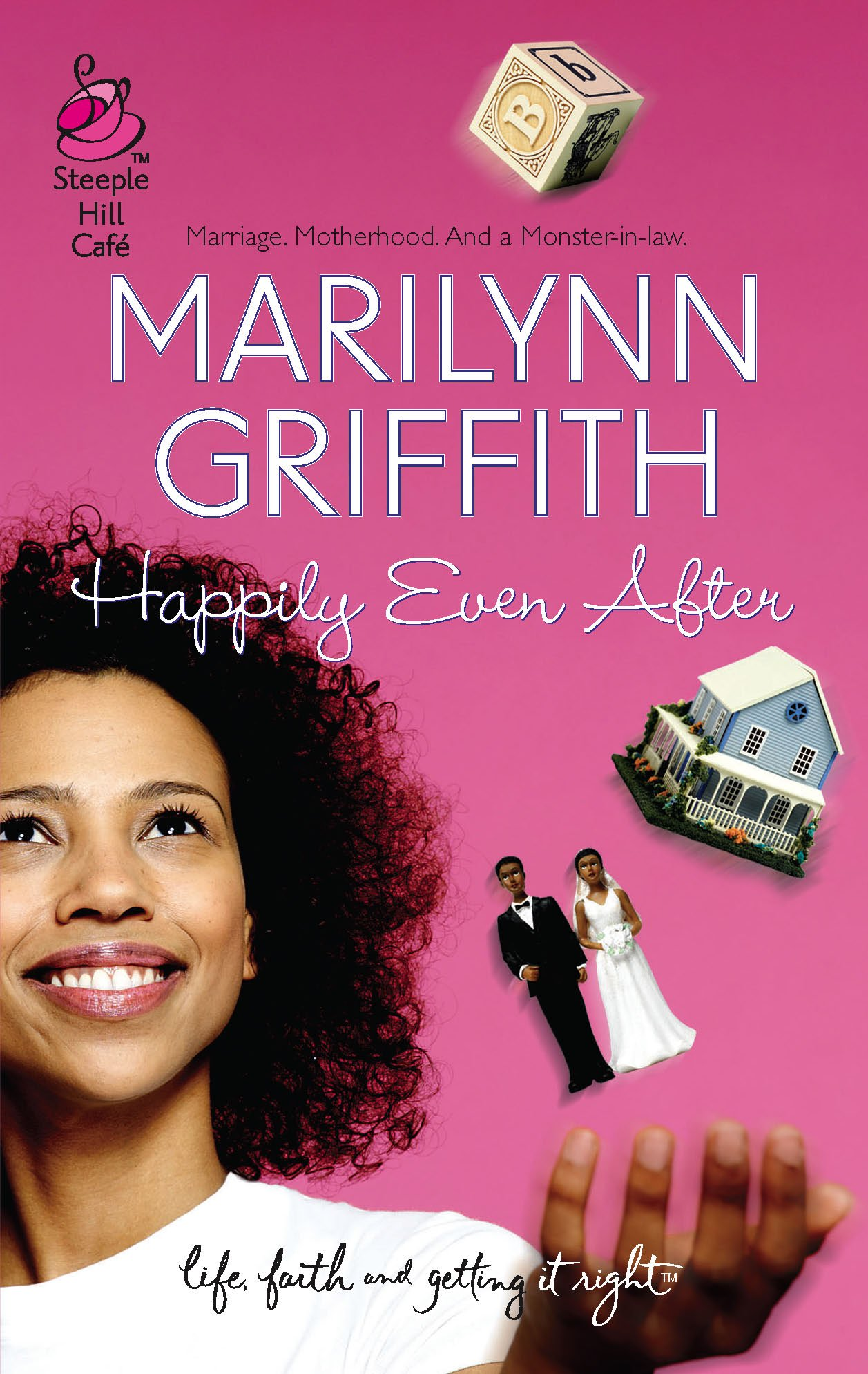 Happily Even After (Sassy Sistahood, Book 3) (Life, Faith & Getting It Right #22) (Steeple Hill Cafe) pdf