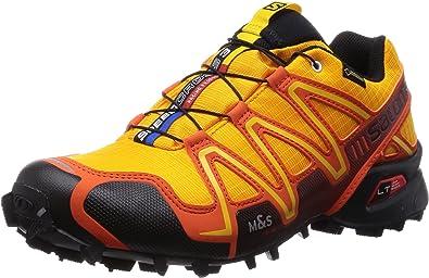 Salomon Speedcross 3 Gtx - para hombre, Naranja - Orange ...