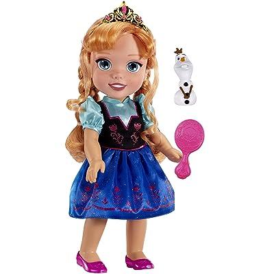 Disney Frozen Anna Toddler Doll- Pre-Movie Release: Toys & Games