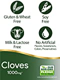 Cloves Supplement | 1000mg | 100 Capsules