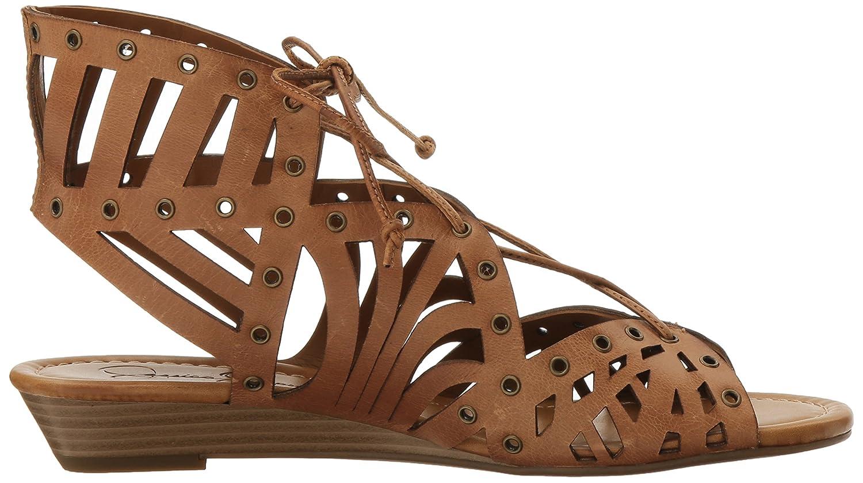 Jessica Simpson Womens LALAINE Wedge Sandal