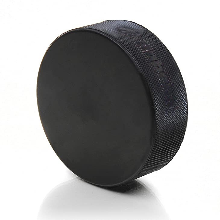 Bulk Blank Ice Hockey Pucks - 50 Puck Case