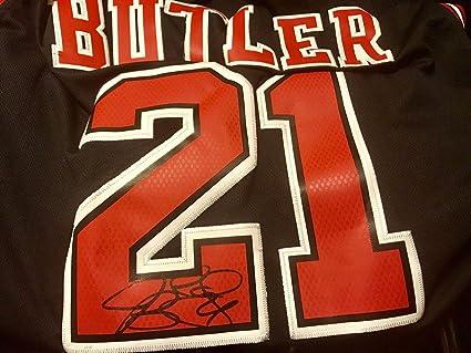 san francisco 63290 2e2b2 Autographed Jimmy Butler Jersey - JSA Certified ...