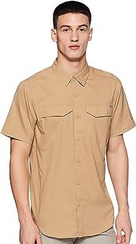 Columbia Silver Ridge Lite - Camisa de Manga Corta para Hombre: Amazon.es: Ropa y accesorios