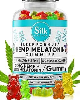 Amazon.com: Gomas de cáñamo premium de 3000 mg para dormir ...