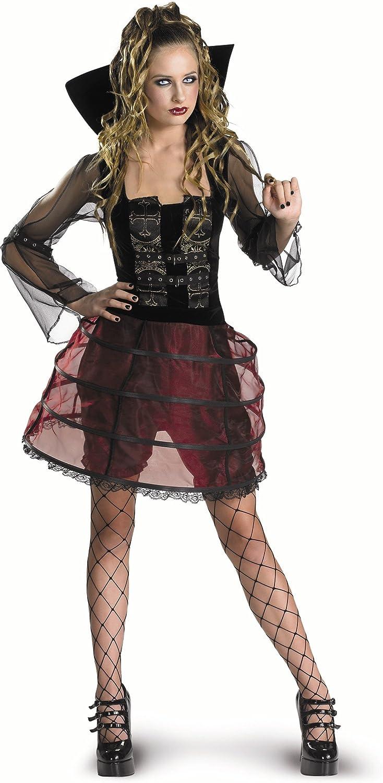 César - Disfraz de vampiresa para mujer, talla 14 años (C452-002 ...