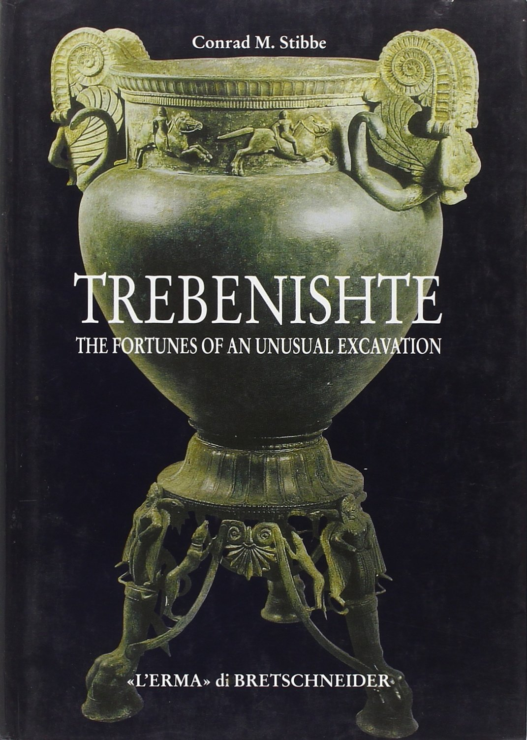 Download Trebenishte: The Fortunes of an Unusual Excavation (Studia Archaeologica) (English and Italian Edition) ebook