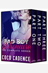 Bad Boy Billionaire - The Complete Series: Part One, Part Two & Part Three (The Kings)