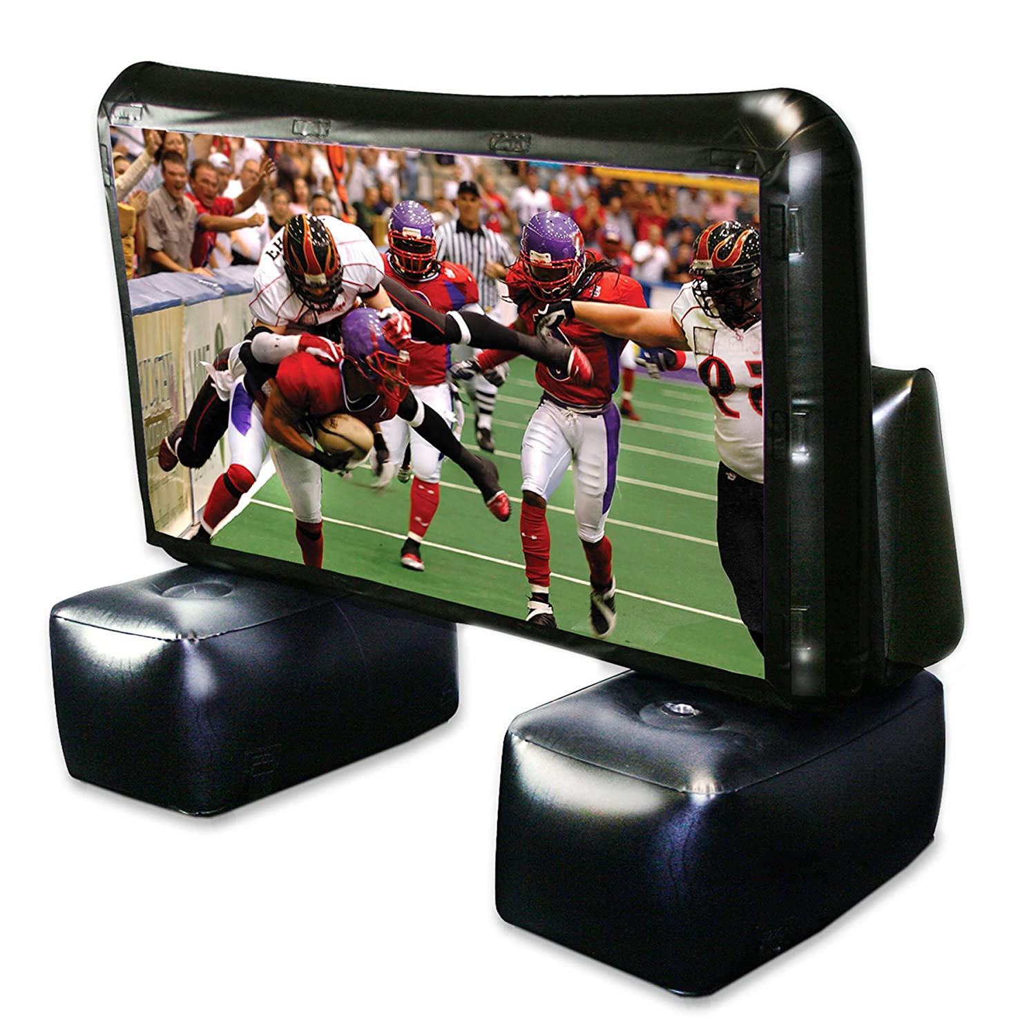 Instant Inflatable Home Theater Projection Screen,