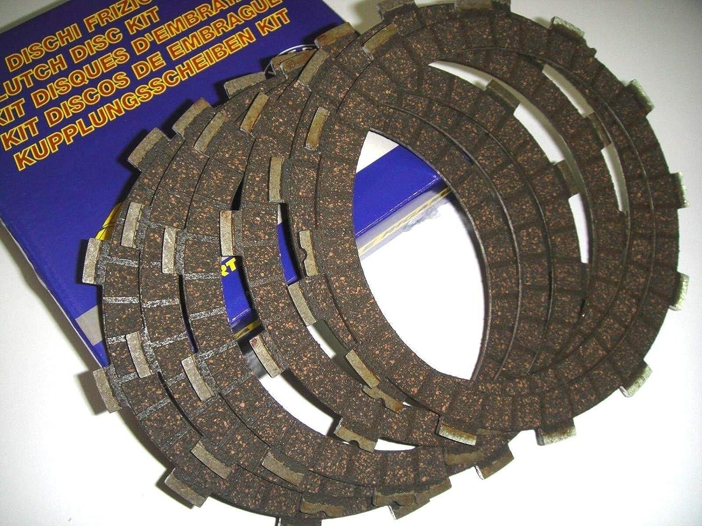 KIT 6 DISCHI FRIZIONE XV Virago 400 1989-1994 XVS Drag Star 400 2000-2006 XV Virago 535 1987-2003