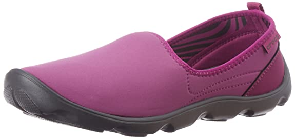 crocs Women's Duet Busy Day Skimmer W Sneakers Women's Sneakers at amazon