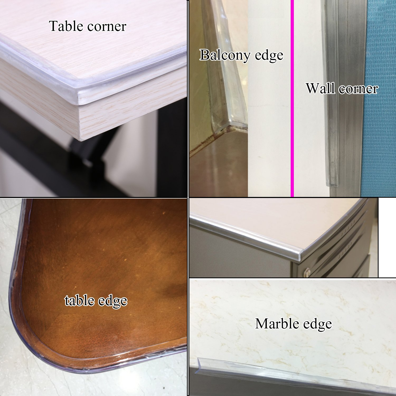Furniture edges: overview, types, features of pasting 64