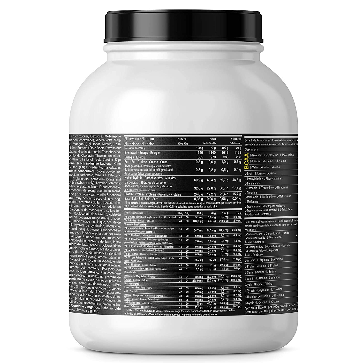 Turbo Charger Weight Gainer, proteínas e hidratos de carbono, la masa muscular y el crecimiento muscular, 1000g chocolate: Amazon.es: Alimentación y bebidas