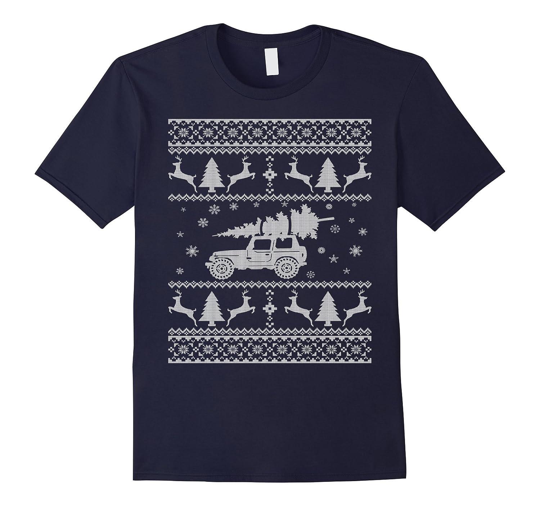 Christmas sweater tshirt