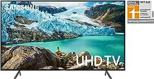 Samsung RU7179 Led-tv, ultra HD, HDR, Triple Tuner, Smart TV 43 inch zwart [Energieklasse A]