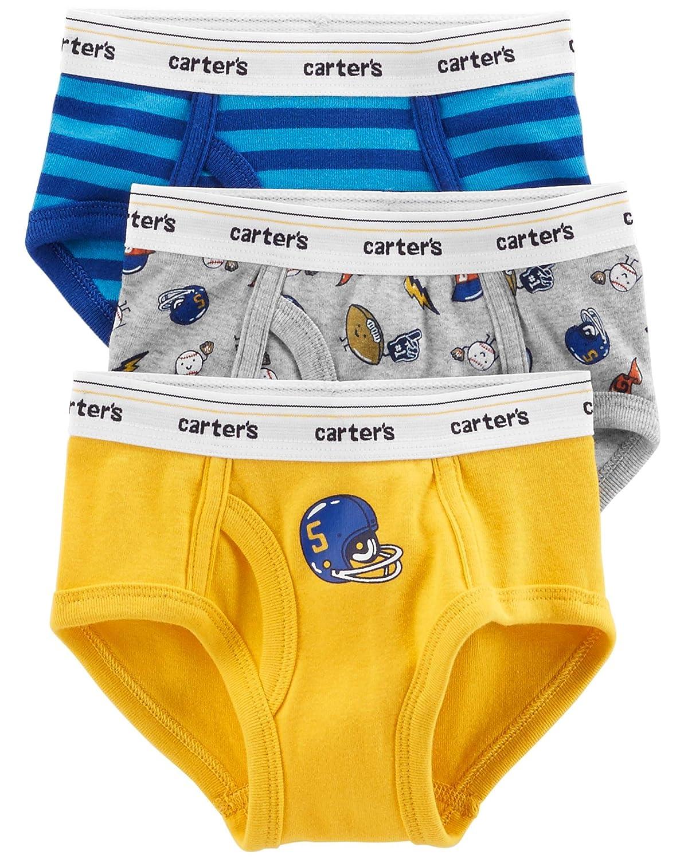 ced351edb037 Amazon.com  Carter s Little Boys  3 Pack Underwear (Toddler Kid ...