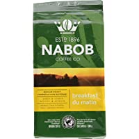 Nabob Breakfast Blend Ground Coffee, 300g (Pack of 6)