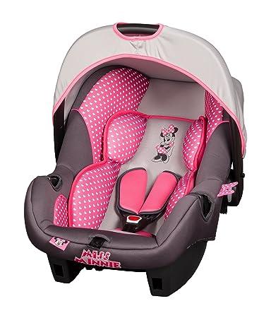 Amazon.com: Disney Minnie Mouse lunares rosas portador de ...