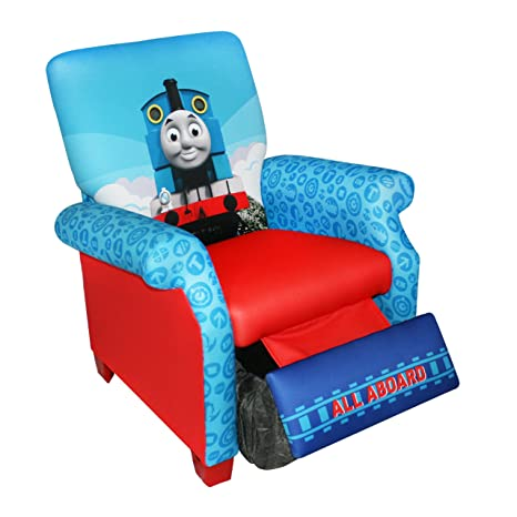 Amazon.com Hit Entertainment Thomas The Tank Engine Recliner (Discontinued by Manufacturer) Baby  sc 1 st  Amazon.com & Amazon.com: Hit Entertainment Thomas The Tank Engine Recliner ...