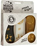 Magic Brush Set Salt & Pepper
