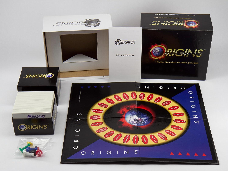 Origins Game Top Drawer Publishing