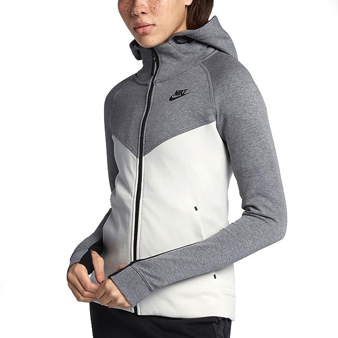 Sportswear Tech Grishuesonegro Sudadera Talla Fleece Capucha Nike qAUxE7