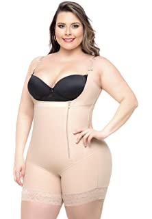 175395d615 All About Shapewear Fajas Colombianas Body Shaper Firm Tummy Control    Natural Butt Lift